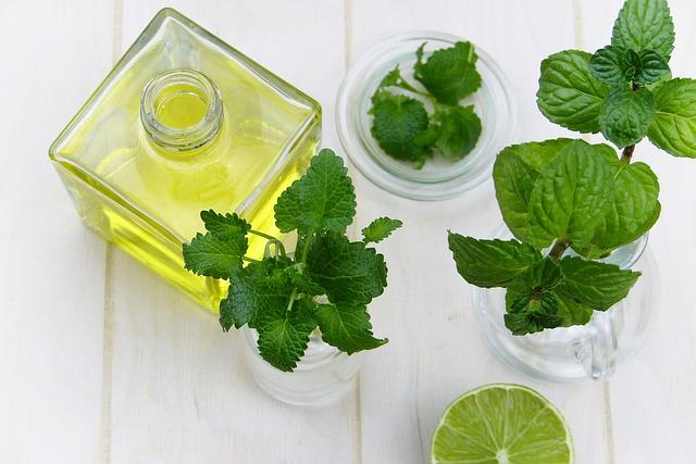 La MENTA y sus beneficios como TERAPIA NATURAL en Aromaterapia