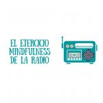 ejercicio de la radio para minfulness